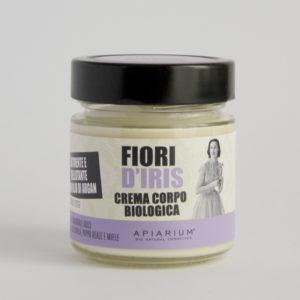 crema corpo fori iris