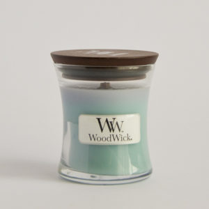 Candela Piccola WoodWick Soft Chambray