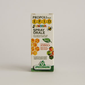 Propoli Plus Epid Junior Specchiasol