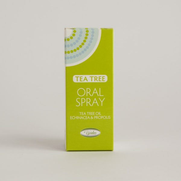 Tea Tree Oral Spray