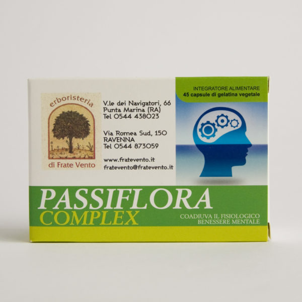 Passiflora Complex - Linea Frate Vento