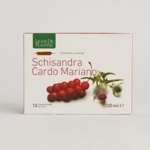 Schisandra Cardo Mariano Integratore Alimentare