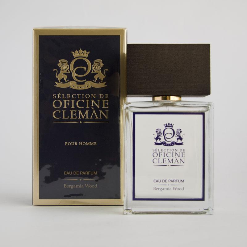 e1ddc0e8e992 Eau de Parfum Oficine Clemàn Pour Homme - Erboristeria Frate Vento
