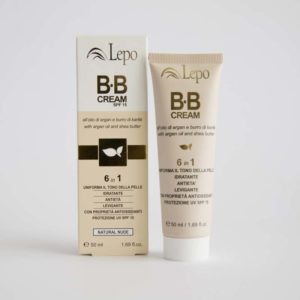 BB Cream SPF 15 all'Olio di Argan e Burro di Karitè 6 in 1