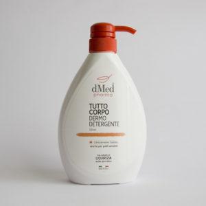 Tutto Corpo Dermo Detergente dMed pharma