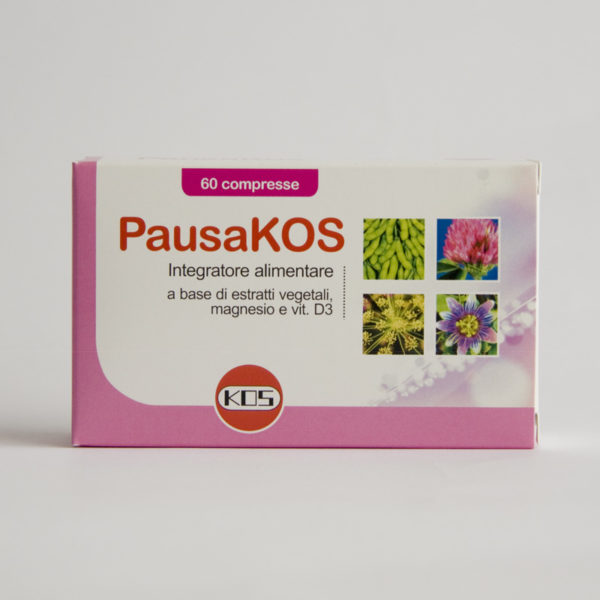 PausaKos Integratore Alimentare Magnesio e Vitamina D