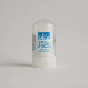 Deodorante Cristalli di Allume di Potassio da 60g