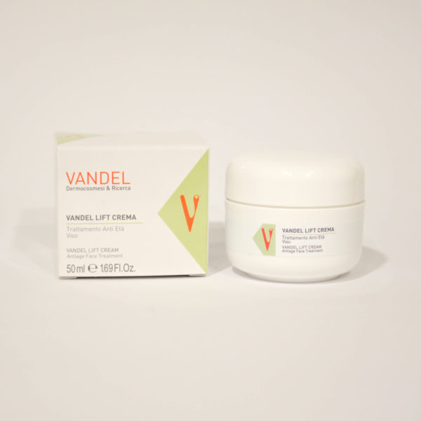 Crema Antietà - Lift Cream - Linea Vandel | Erboristeria Frate Vento