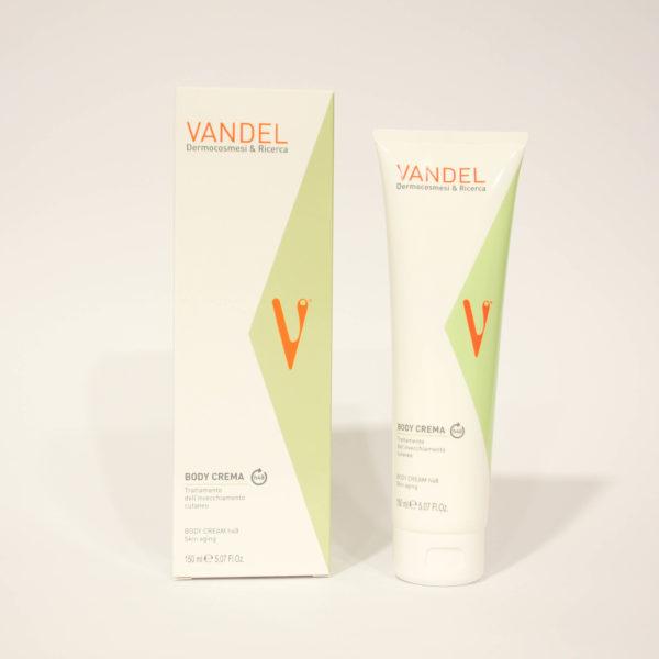 Crema Corpo - Body Cream - Linea Vandel | Erboristeria Frate Vento