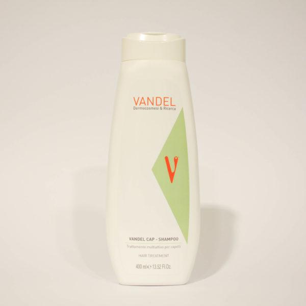 Shampoo Multiattivo - Linea Vandel | Erboristeria Frate Vento