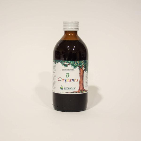 B Cinquanta Integratore Sciroppo - Linea Arcangea - Essenzialmente Natura | Erboristeria Frate Vento