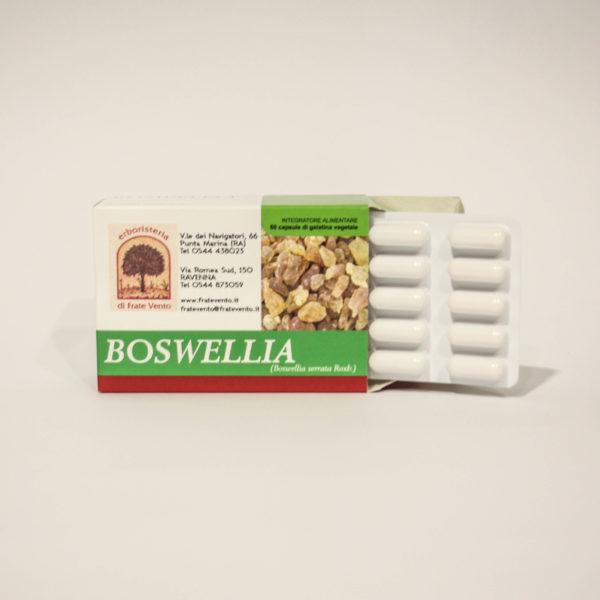 Boswellia Integratore alimentare - Linea Frate Vento | Erboristeria Frate Vento