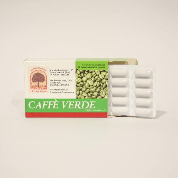 Caffè verde Integratore alimentare - Linea Frate Vento   Erboristeria Frate Vento