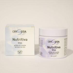 Crema Nutritiva Viso - Linea Cryseida| Erboristeria Frate Vento