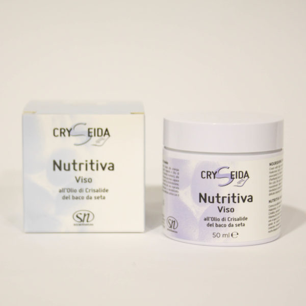 Crema Nutritiva Viso - Linea Cryseida  Erboristeria Frate Vento