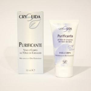 Crema Purificante Viso e Corpo - Linea Cryseida| Erboristeria Frate Vento