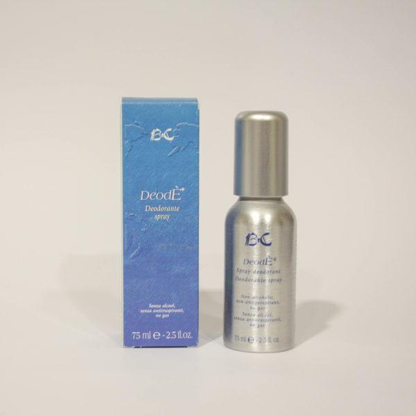 Deodè' Deodorante - Linea Natura B & C|Erboristeria Frate Vento