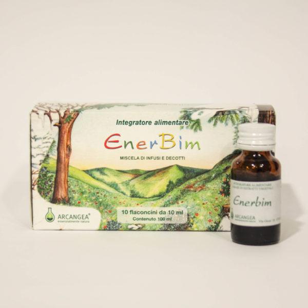 Enerbim Integratore - Linea Arcangea - Essenzialmente Natura | Erboristeria Frate Vento