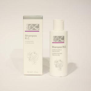 Shampoo RC Dermopurificante - Linea Natura B & C| Erboristeria Frate Vento