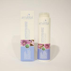 Shampoo riequilibrante della cute con forfora