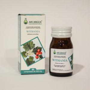 Withania Integratore - Linea Arcangea - Essenzialmente Natura | Erboristeria Frate Vento
