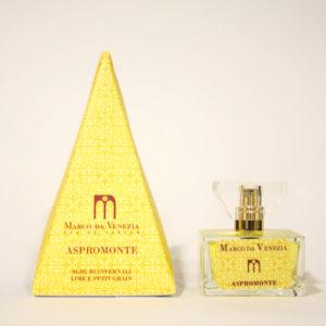 Aspromonte Profumo Uomo agli Agrumi invernali - Marco da Venezia Eau de Parfum | Erboristeria Frate Vento