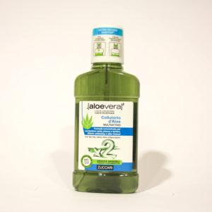 Colluttorio con Aloe multiattivo - Cosmetici Zuccari | Erboristeria Frate Vento