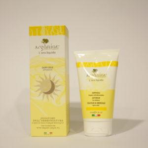 Crema Fissatore dell'Abbronzatura con Olio di Argan biologico - Arganiae | Erboristeria Frate Vento