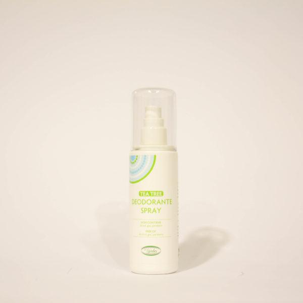 Deodorante Spray con Tea Tree Oil - Vividus | Erboristeria Frate Vento