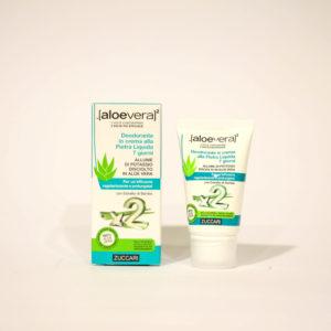 Deodorante alla Pietra Liquida, Allume di Potassio, 7 Giorni - Cosmetici Zuccari | Erboristeria Frate Vento