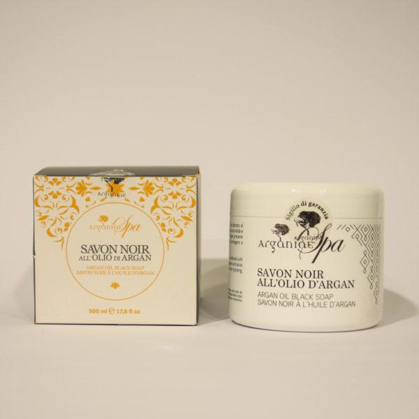 Savon Noir all'Olio di Argan, Sapone Nero - Arganiae | Erboristeria Frate Vento