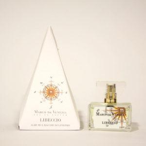 Libeccio Profumo unisex con Agrumi e Bacche di Ginepro - Marco da Venezia Eau de Parfum | Erboristeria Frate Vento