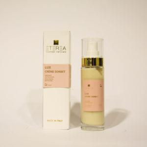 Lux Crème Sorbet ad azione Rivitalizzante Idratante - Eterea Cosmesi Naturale | Erboristeria Frate Vento