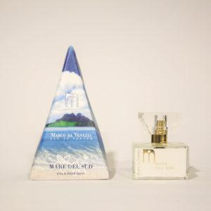 Mare del Sud Profumo Donna a base di Uva e Pepe rosa - Marco da Venezia Eau de Parfum | Erboristeria Frate Vento