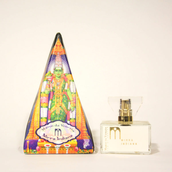 Mirra Indiana e Note Orientali Profumo Donna a base di Mirra - Marco da Venezia Eau de Parfum   Erboristeria Frate Vento