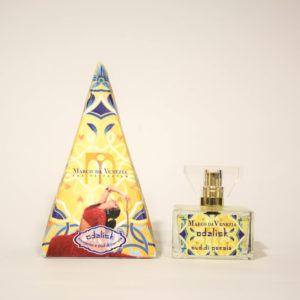 Odalisk Profumo Donna a base di Osmanto e Oud di Persia - Marco da Venezia Eau de Parfum | Erboristeria Frate Vento