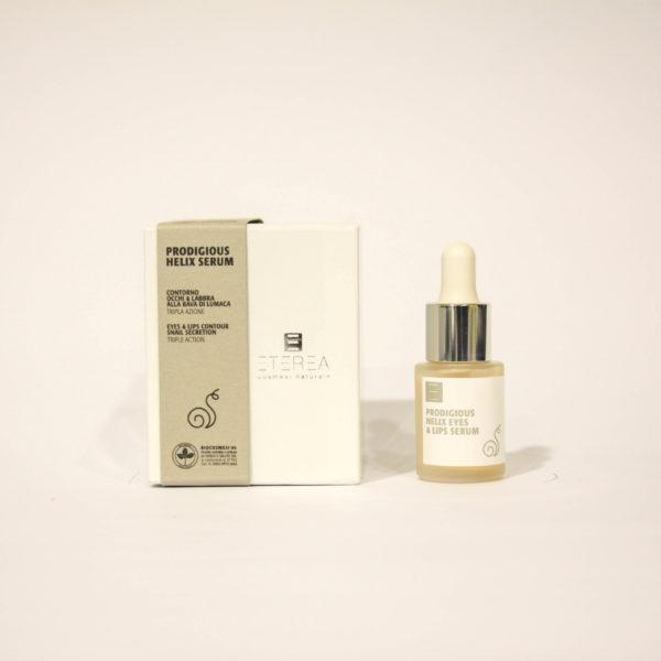 Prodigius Helix Serum Contorno Occhi Labbra - Eterea Cosmesi Naturale | Erboristeria Frate Vento