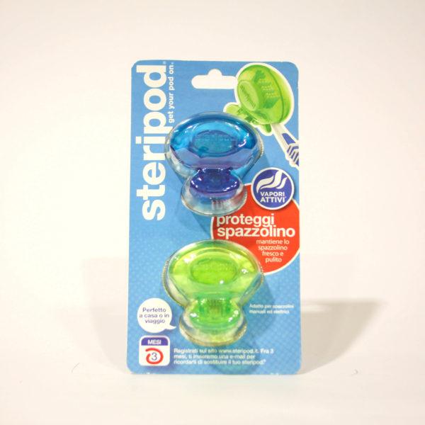 Proteggi Spazzolino con Vapori attivi - Steripod | Erboristeria Frate Vento