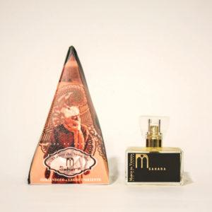 Sahara Profumo Unisex a base di Coriandolo e Legni d'Oriente - Marco da Venezia Eau de Parfum | Erboristeria Frate Vento
