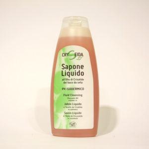 Sapone liquido delicato con Olio di Crisalide di Baco da seta - Linea Cryseida | Erboristeria Frate Vento