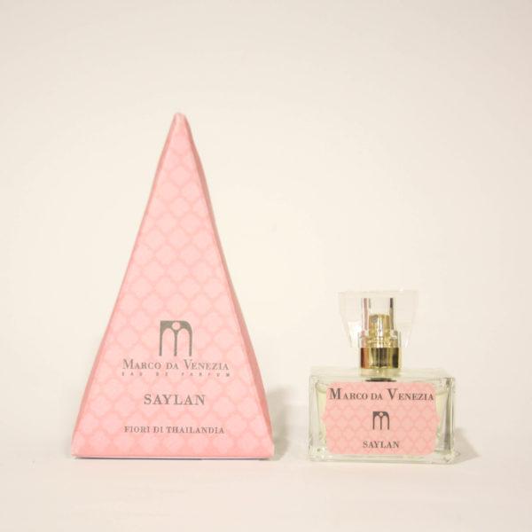 Saylan Profumo Donna a base di Fiori di Thailandia - Marco da Venezia Eau de Parfum   Erboristeria Frate Vento