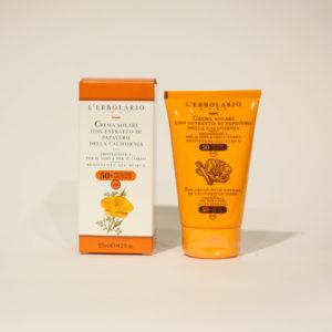 Crema solare, Protezione molto alta - L'Erbolario | Erboristeria Frate Vento