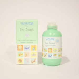 Latte Doposole, Enfant - L'Amande | Erboristeria Frate Vento